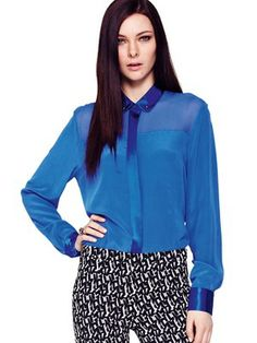 Shop at Ireland's largest online department store for all of the latest fashion, gadgets and homewear with FREE delivery and FREE returns on your orders. Work Fashion, Latest Fashion, Fashion Outfits, Department Store, Make A Wish, Work Wear, Kids Outfits, Silk, Blouse