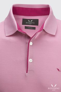 www.bosidenglondon.com Gucci Polo Shirt, Mens Polo T Shirts, Golf Shirts, Mens Golf Wear, Sport Fashion, Mens Fashion, Polo Shirt Design, Moda Formal, Men Design