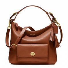 Coach :: LEGACY COURTENAY HOBO IN LEATHER