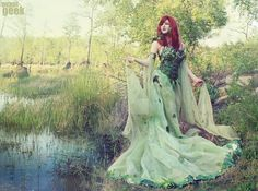 It's been awhile since I last wore my Enchanted Ivy costume based on DC's Poison Ivy character. Here come some new photos!  I have a bad habit of waiting a whole year to come back to previous ...