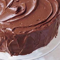 Beatty's Chocolate Cake - Barefoot Contessa