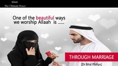 The Most Blessed Wedding ┇ Mufti Menk ~ ITUP Network