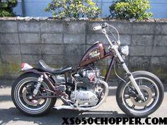 XS650 Brat - Bing Images