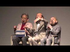 (2) Familie Flöz-Intermezzo | 100 Jahre Theater Duisburg - YouTube