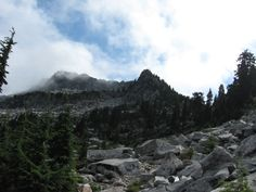 Mt. Pilchuck. So close to where I lived. Always front & center in my view.