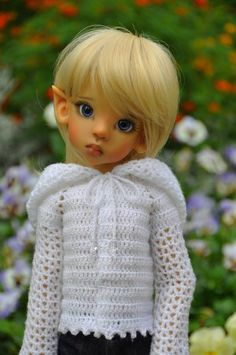 Лайлочка -примеряет обновки / Куклы Кайе Виггз, Kaye Wiggs dolls / Бэйбики. Куклы фото. Одежда для кукол