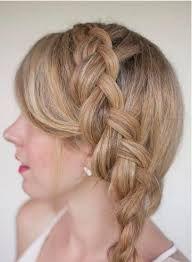 Resultado de imagen para corona trenzada pelo