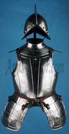 Complete armor