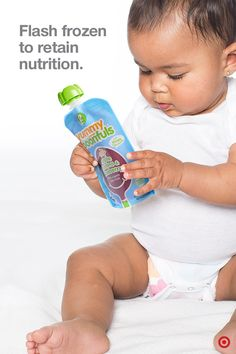 Nutritious and delicious, Yummy Spoonfuls flash-frozen baby food pouches makes feeding fresh, organic meals to your little one easy. Created and inspired by Camila Alves and Agatha Achindu, this non-GMO, additive-free baby food comes in over 20 delicious flavor profiles, and can be conveniently thawed in the fridge overnight. So simple, and only at Target.
