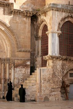 Church of the Holy Sepulcher - Jerusalem by sleepydays, via Flickr