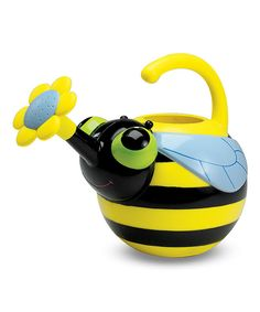 Look at this Melissa & Doug Bibi Bee Watering Can on #zulily today!