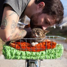 Dude loves BUB