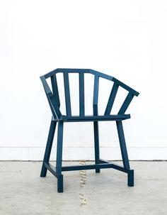 Woodkid Chair by Andréason & Leibel