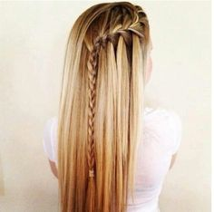 This is such a pretty braid and looks so heathy i'm jealouse