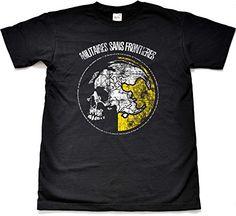 Distressed Militaires Sans Frontieres Black T Shirt, http://www.amazon.co.uk/dp/B00JAI4Y1E/ref=cm_sw_r_pi_awdl_hjWowb0J4CTE5