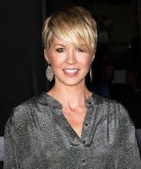 Image result for jenna elfman short hair