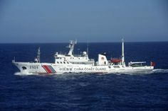 A ship of the Chinese coast guard off the Senkaku Islands, July 24, 2013Japan: Chinese coastguards are raising tensions July 26, 2013