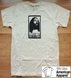 Bruiser Brody Old School Classic Wrestling Tribute American Apparel Shirt