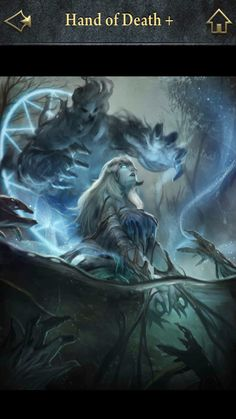 Lore: the watery grave is known to many, though few can harvest its power.