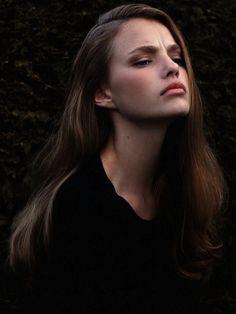 Kristine Froseth @ Supreme