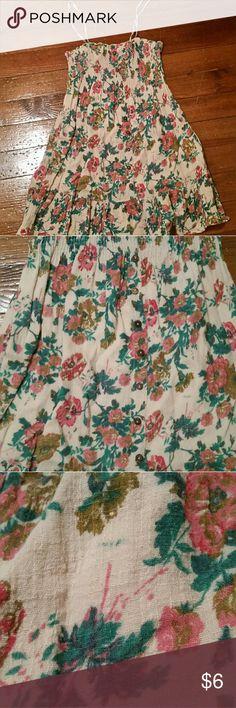 Flowy, floral dress Flowy floral dress Dresses