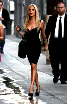 Kristin Cavallari. I need this dress