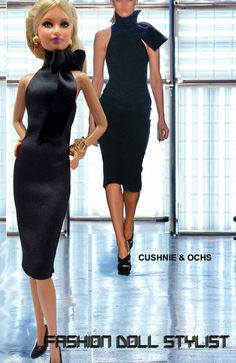 Fashion Doll Stylist: Doll's Eye View: NY Fall 2015 Trends Pt. 2
