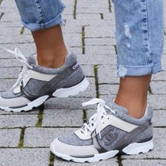 Chanel Sneakers 2015