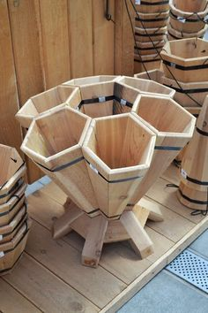 Wooden DIY.