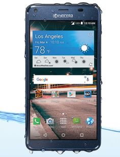 Kyocera Launches Waterproof Hydro REACH Smartphone