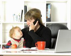 Busy Working Mum
