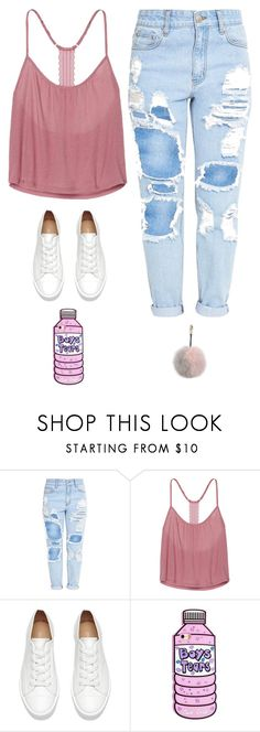 """""""Untitled #4379"""" by twerkinonmaz ❤ liked on Polyvore featuring Victoria's Secret and Adrienne Landau"""