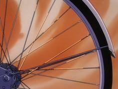 "aesthetic-satanist: ""The wheel keeps spinning, that's just how it goes… "" Aesthetic Drawing, Aesthetic Gif, Visual Aesthetics, Anime Version, Orange Aesthetic, Cartoon Gifs, Anime Scenery, Vaporwave, Motion Design"
