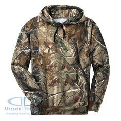 Realtree Pullover Hooded Sweatshirt