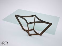 Art Deco Coffee Table by Neal Jones