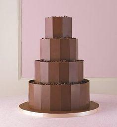 M & S wedding cake