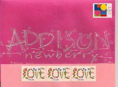 pushing the envelopes: May 2011