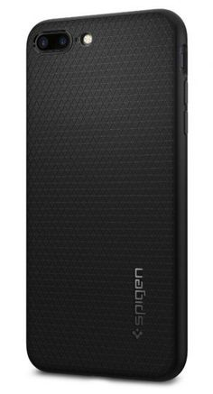 Spigen Liquid Air Armor iPhone 8 Plus Case/iPhone 7 Plus Case with Durable Flex and Easy Grip Design for Apple iPhone 8 Plus 2017 / iPhone 7 Plus 2016 - Black Iphone 8 Plus, Iphone 4s, Apple Iphone, Iphone Cases, Phone Accesories, Triangle Design, Virtual Reality Headset, Best Iphone, Apple Products