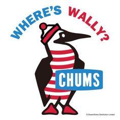 「CHUMS」の鳥、ペンギンじゃなかった! 正体は?輸入代理店に聞く - withnews(ウィズニュース)