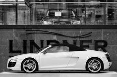 Audi R8 V10 Spyder   Audi A8   Flickr - Photo Sharing!