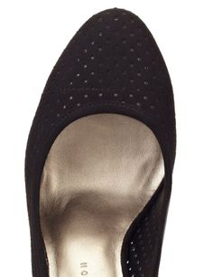 Punch Hole Court Shoes with Insolia® | M&S