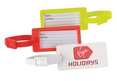 Branded Luggage Tags that offer great printing space and won't cost you a pretty penny! Travel agents, holiday-goers and adventure services - this is for you if you want to create more brand awareness! Click here to find out more > http://www.completemerchandise.co.uk/window-luggage-tag.html
