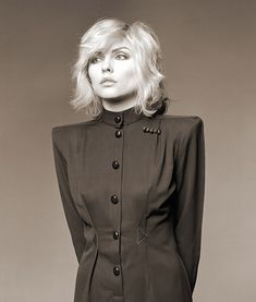Debbie Harry's Brilliance As Captured By Brian Aris.