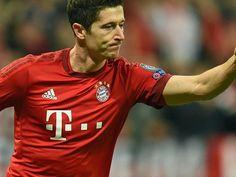Bayern - Borussia: gol Roberta Lewandowskiego