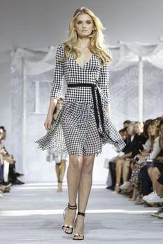 « C'est l'attitude qui compte, pas la tenue », Diane von Fürstenberg #DVF New York Fashion Week ss2015