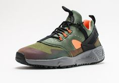 The Nike Air Huarache Utility Gets Its Best Colorway Yet - SneakerNews.com