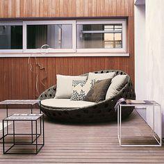 back yardfurniture | comfortable patio furniture Outdoor Design: Choosing Elegant Patio ...