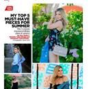 MY TOP 5 MUST-HAVE PIECES FOR SUMMER By: Thalia T