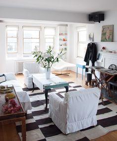 At Home with Maira Kalman   Design*Sponge