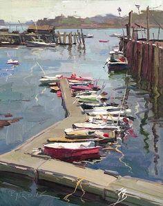 Scott Burdick Art: seascapes / maritime